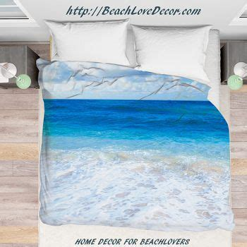 hawaiian ocean wave duvet cover owc tropical bedding