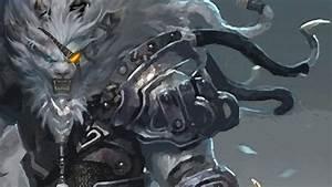 Rengar Art League of Legends 1u Wallpaper HD