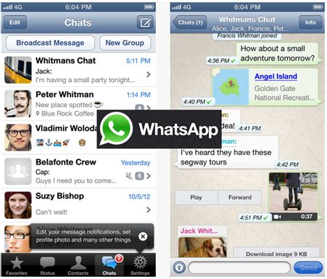 whatsapp released new version for iphone igadgetware get social media gadgets and tech updates