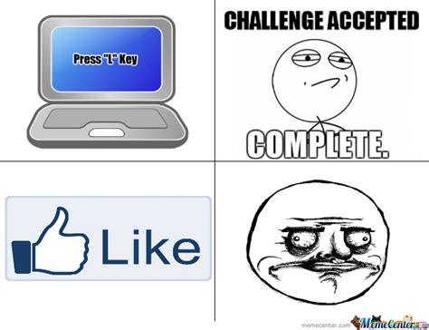 Facebook Like Meme - facebook like by dariux1x meme center