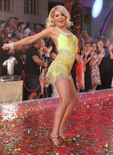 Strictly Come 2017 Mollie King Mollie King Reveals Strictly Wardrobe Malfunctions I Ve