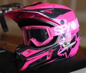 Fox Dirt Bike Helmet Goggles