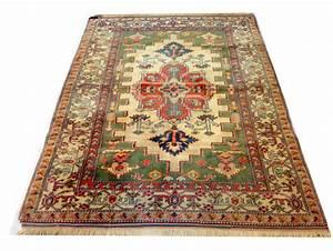 tapis d39orient fait main kazak 215x155 cm catawiki With tapis d orient fait main