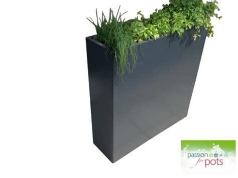 elemental premium planters steel troughs metal tall