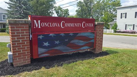 Custom Monument Signs & Building Signs