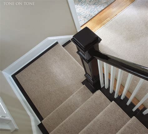black and white striped runner 3 common staircase design and decor mistakes what to do