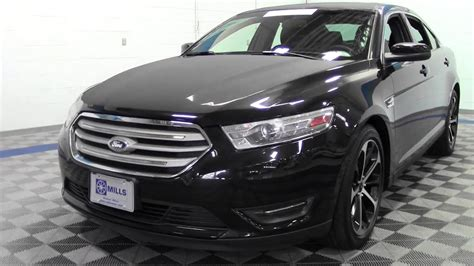 ford taurus sel certified  youtube