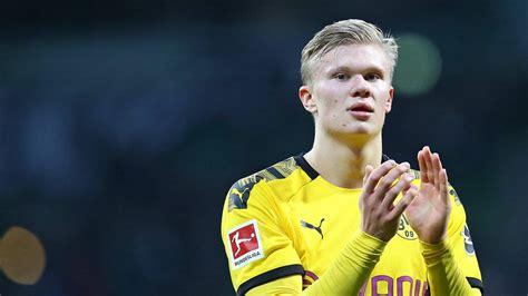 Erling haaland is the cousin of jonatan braut brunes (lillestrøm sk). Bundesliga | Erling Haaland named Borussia Dortmund's new No.9