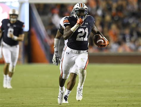 status  injured auburn tigers running  kerryon