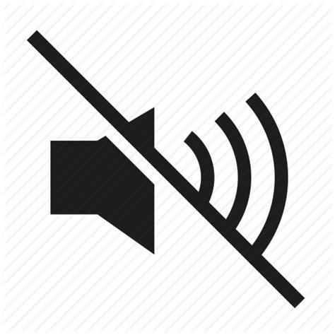 No Sound by Audible Audio Mute No Sound No Volume Sound Icon