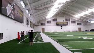Oregon University Indoor Football Facility