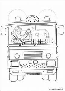 Feuerwehrmann Sam Bett : ber ideen zu ausmalbilder feuerwehr auf pinterest feuerwehr feuerwehrmann und ~ Buech-reservation.com Haus und Dekorationen
