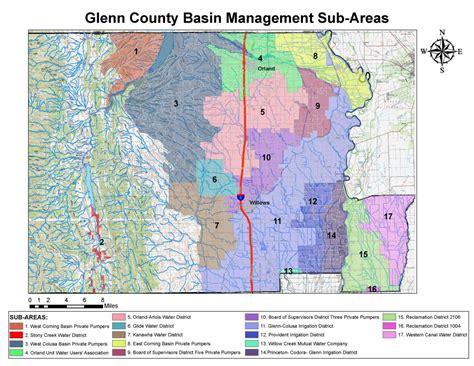 glenn county bmo  areas county  glenn