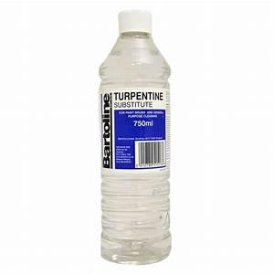 Bartoline Turpentine Substitute 750ml Robert Dyas
