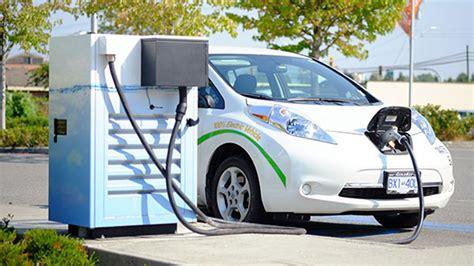 Electric Vehicles City Surrey