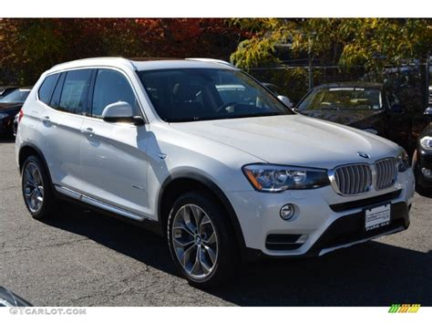 Bmw Mineral White by 2016 Mineral White Metallic Bmw X3 Xdrive28i 108315660