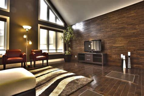 mur decoratif en mdf mur d 233 coratif en languettes de bois l 233 ger d 233 coration