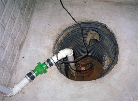sewer ejector difference between sump pump and ejector pump