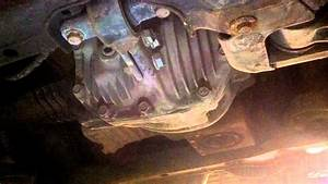 2006 Jeep Grand Cherokee Overland Front Axle Movement