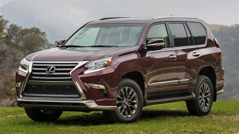 lexus gx sport design package wallpapers  hd