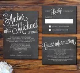 chalkboard wedding invitations wedology by dejanae events the chalkboard takeover