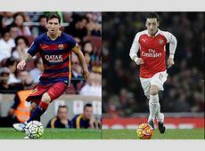 Arsenal vs Barcelona, Chelsea vs PSG and Man City vs
