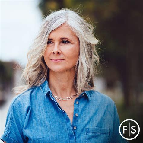 reasons  gray hair  empowering fantastic sams