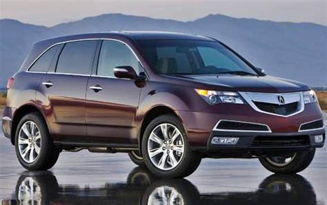 Used 2011 Acura Mdx For Sale  Pricing & Features Edmunds