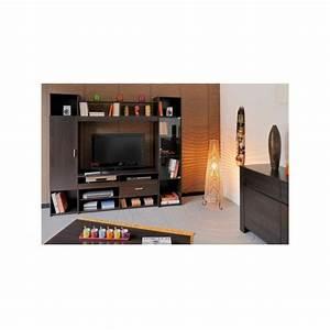 Meuble Tv Auchan : meuble tv blanc laqu auchan meuble et d co ~ Teatrodelosmanantiales.com Idées de Décoration