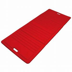 Natte de gym tapis de protection sveltus tapis pliable for Tapis rouge avec canapé 145 cm