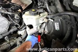 Service Manual  How To Replace Break Light Switch On A 2006 Audi A6