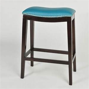 Bold Colored Turquoise Bar Stools Today — Cabinet Hardware
