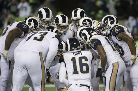 los angeles rams preseason schedule released