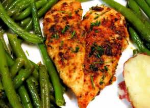 Easy Baked Chicken Dinner Recipes