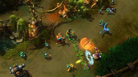 Strife Is The Moba In Development From Heroes Of Strife Gamespot