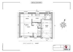 plan maison 100m2 r 1