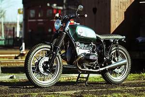 Racing Caf U00e8  Bmw R100 Rs By Hb Custom