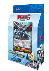 cardfight vanguard g trial deck vol 2 swordsman of the shiny cardfight vanguard