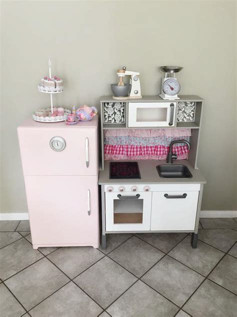 ikea play kitchen makeover ikea play kitchen makeovers oh so busy 4588