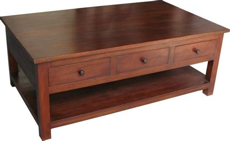 mahogany coffee table lock stock and barrel coffee tables 4899