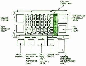1999 Pontiac Montana Van Fuse Box Diagram  U2013 Auto Fuse Box