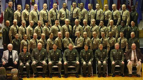 Illinois State Police Cadet Class 125 Graduation March 13 ...