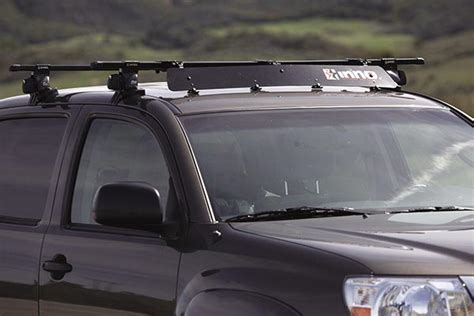 roof rack fairing inno fairings free shipping from autoanything