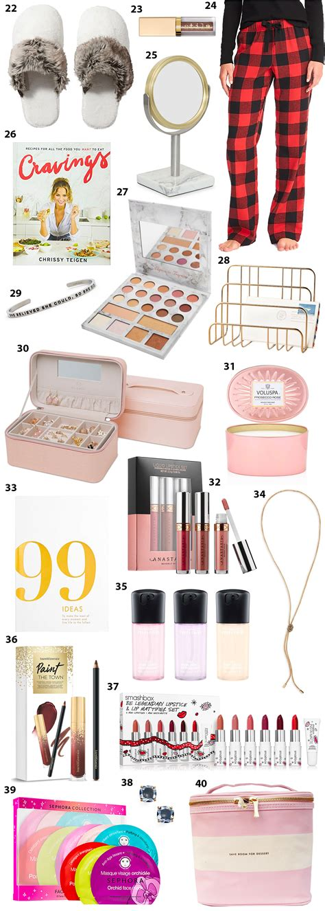 the best christmas gifts for women under 25 ashley