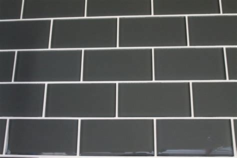 Mediterra Tile Pearl Ash by Ash 3x6 Glass Subway Tiles Rocky Point Tile Glass And
