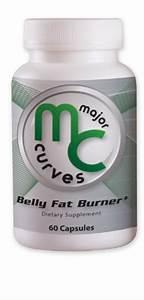 Major Curves Belly Fat Burner  1 Bottle  - Buy Online In Uae