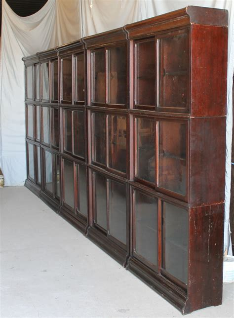 3 Foot Wide Bookcase by Bargain S Antiques Oak Bookcase Danner Wall