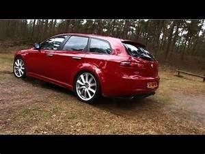 Alfa Romeo 159 Sw Ti : alfa romeo 159 sportwagon 3 2 jts q4 ti youtube ~ Medecine-chirurgie-esthetiques.com Avis de Voitures