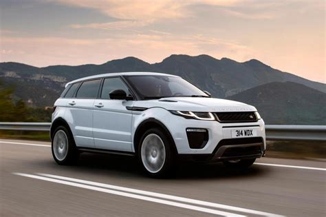 land rover introduces  engines   evoque