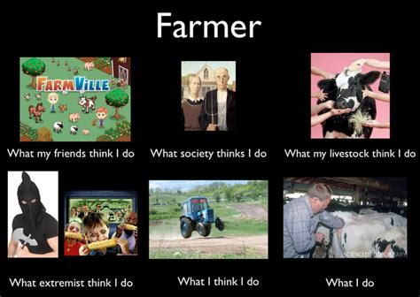 Farmer Memes - whatpeoplethinkido 45 farmer people farming and memes